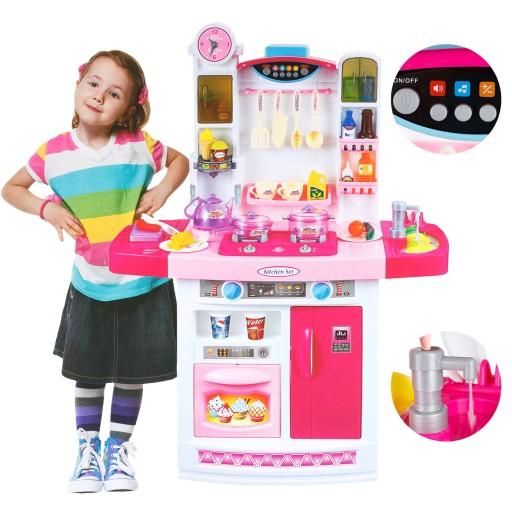 Kinderplay Kuchnia Dla Dzieci Woda Dźwięk światło Hurtownia